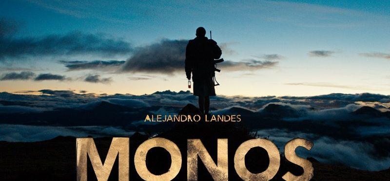 baner filmu Monos